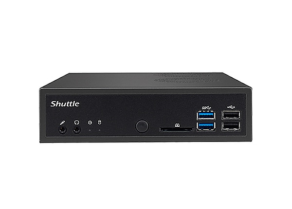 Shuttle XPC Slim DH170 Core i7-6700 QC 256GB 8GB RAM