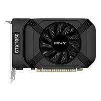 PNY GeForce GTX 1050 - graphics card - NVIDIA GeForce GTX 1050 - 2 GB