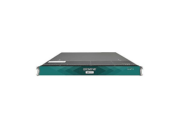 Arcserve UDP 8100 - recovery appliance - Arcserve OLP