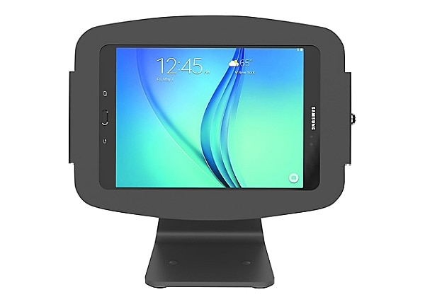 "Compulocks Space 360 - Galaxy Tab A 10.1"" Counter Top Kiosk - Black - mount"