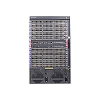 HPE 7510 Switch with 2x2.4Tbps Fabric and Main Processing Unit - switch - m