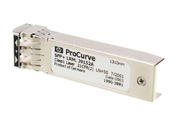 HPE - SFP+ transceiver module - 10 GigE