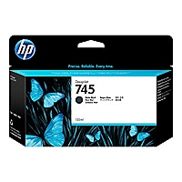 HP 745 - matte black - original - DesignJet - ink cartridge