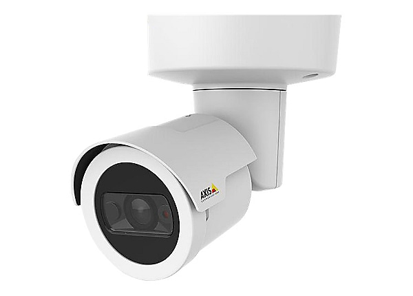 axis companion bullet le network surveillance camera. Black Bedroom Furniture Sets. Home Design Ideas