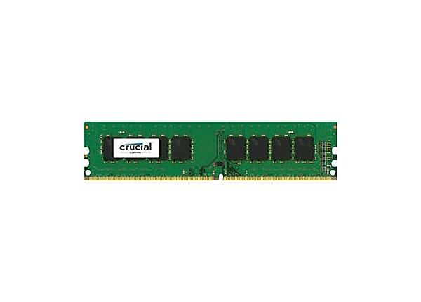 Crucial - DDR4 - 16 GB - DIMM 288-pin - unbuffered