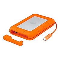 LaCie Rugged Thunderbolt - hard drive - 1 TB - USB 3.0 / Thunderbolt