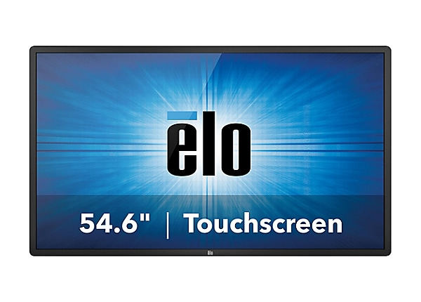 """Elo Interactive Digital Signage Display 5551L 4K Infrared 55"""" Class (54.6"""""""