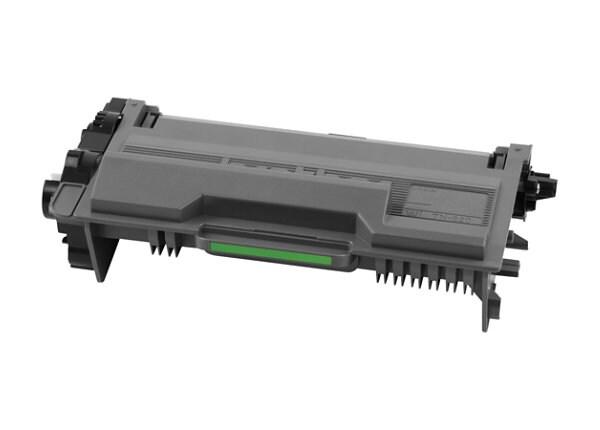 Brother TN820 - black - original - toner cartridge