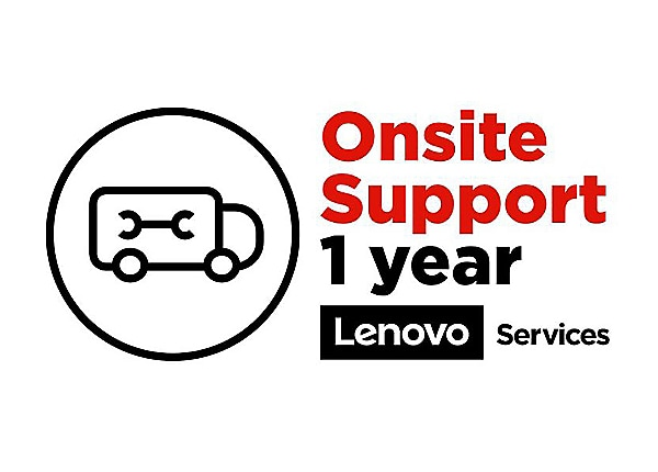 Lenovo Onsite 9x5 4 Hour Response + Post Warranty (RD) - extended service a
