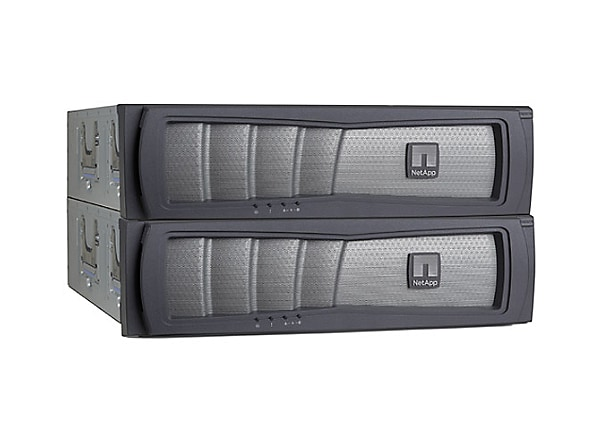 NetApp FAS3240 Filer Single Controller with Expanded IOXM Support