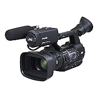 JVC ProHD GY-HM660U - camcorder - Fujinon - storage: flash card