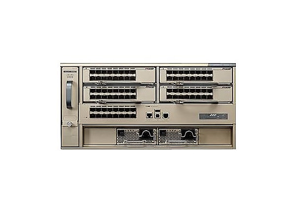 Cisco ONE Catalyst 6880-X-Chassis (Standard Tables) - switch - 16 ports - m