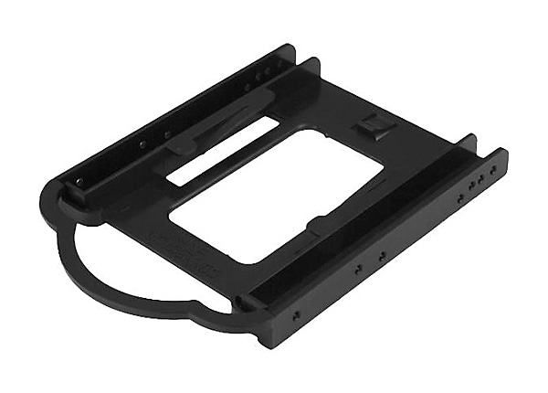 "StarTech.com 2.5in SSD / HDD Mounting Bracket for 3.5"" Drive Bay Tool-less"