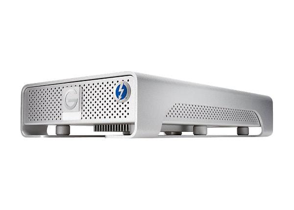 G-Technology G-DRIVE GDRETHU3NB100001BDB - hard drive - 10 TB - USB 3.0 / T