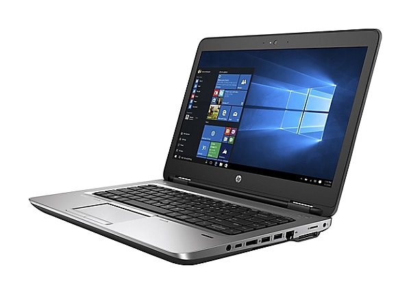 "HP ProBook 640 G2 - 14"" - Core i5 6300U - 4 GB RAM - 500 GB HDD"