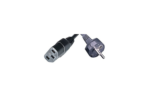 HPE Aruba power cable - 6 ft