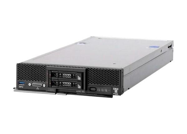 Lenovo Flex System x240 M5 - compute node - Xeon E5-2620V4 2.1 GHz - 16 GB