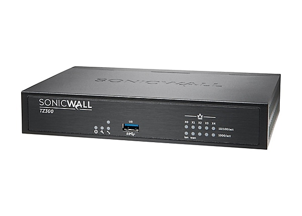 SonicWall TZ300 - Advanced Edition - security appliance - Secure Upgrade Pl