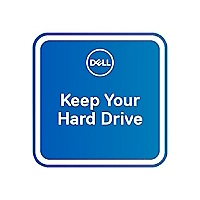 Dell Keep Your Hard Drive - extended service agreement - 5 years