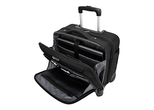 Targus Mobile Business & Overnight Roller notebook carrying case
