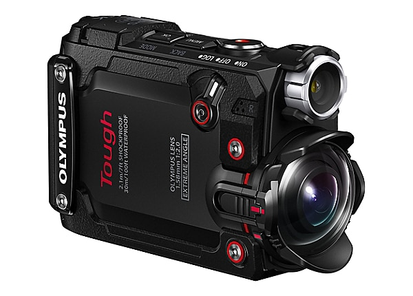 Olympus Stylus Tough TG-Tracker - action camera