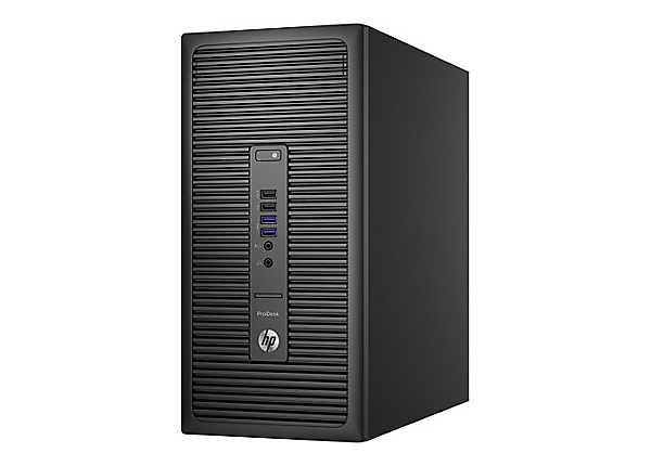 HP ProDesk 600 G2 - micro tower - Core i5 6500 3.2 GHz - 8 GB - 500 GB