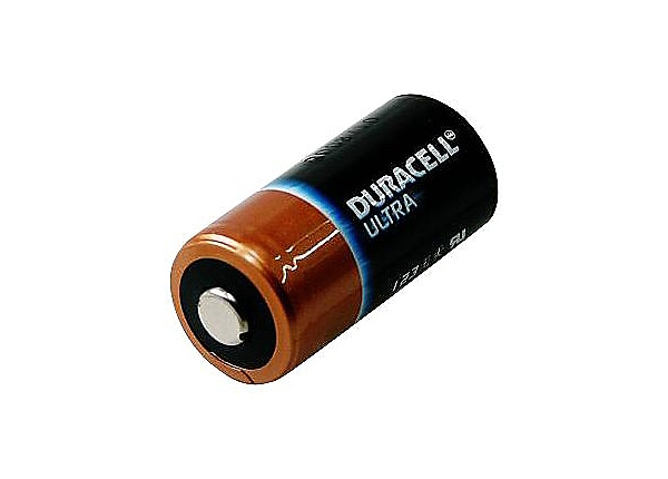Duracell Ultra Lithium Photo Battery