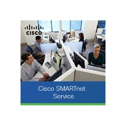 Cisco SMARTnet Software Support Service - technical support - for C1F1AISR4