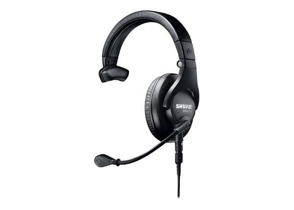 Shure BRH441M Broadcast Headset - headset