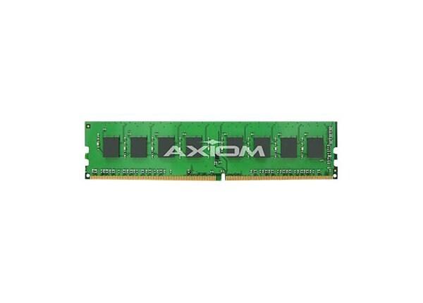 Axiom AX - DDR4 - 4 GB - DIMM 288-pin - unbuffered