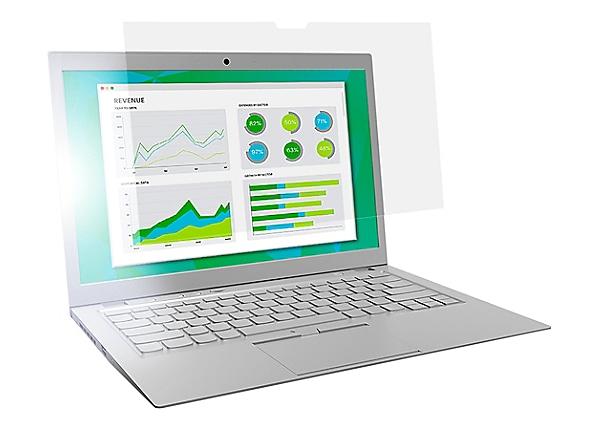 """3M™ Anti-Glare Filter for 12.5"""" Widescreen Laptop"""