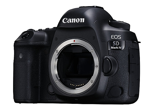 Canon EOS 5D Mark IV-EF 24-105mm F/4 L IS II USM lens
