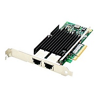 AddOn Industry Standard Dual RS-232 Port PCIe HBA - network adapter - PCIe
