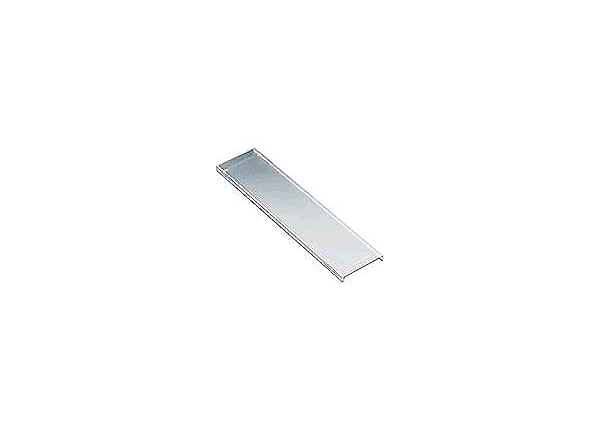 Leviton Snap-On Cover for M Blocks - cable raceway cover