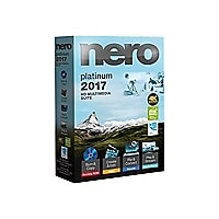 Nero 2017 Platinum - box pack - 1 user