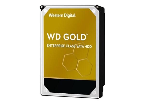 WD Gold Datacenter Hard Drive WD2005FBYZ - hard drive - 2 TB - SATA 6Gb/s