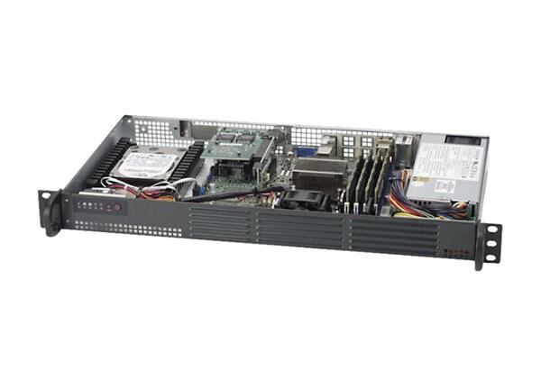 Supermicro SuperServer 5018D-LN4T - rack-mountable - Pentium D1508 2.2 GHz
