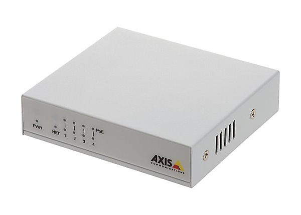 Axis Companion Switch - switch - 5 ports