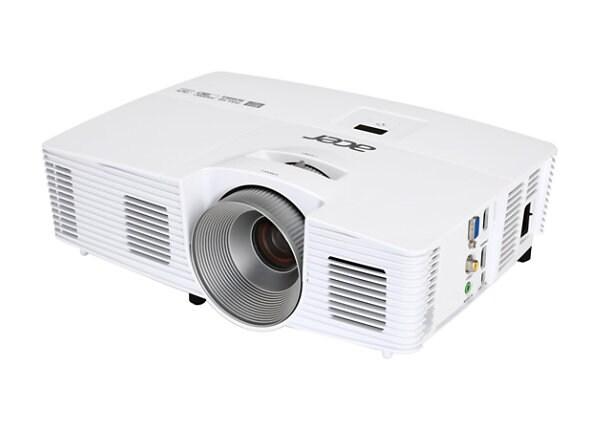 Acer H6502BD - DLP projector - portable - 3D