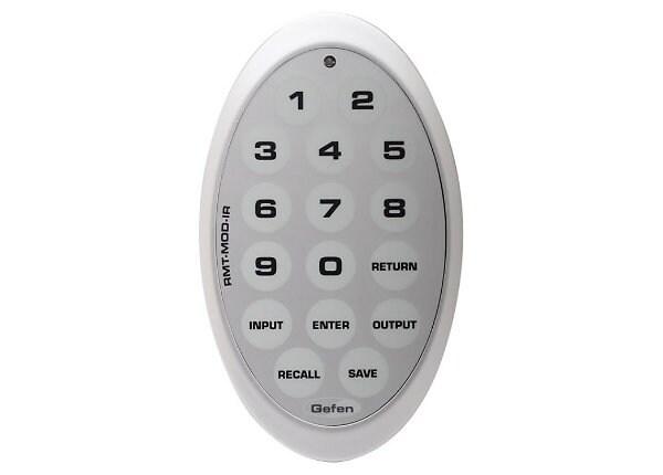 Gefen IR Remote for 16x16 Matrixes - switch remote control