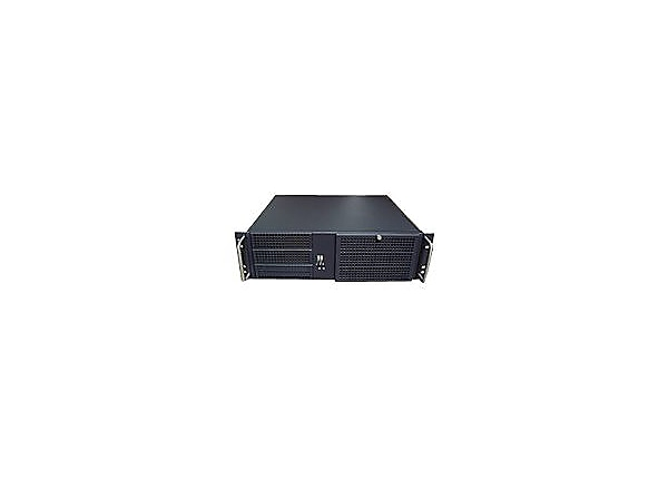 ARK Technology IPC-3U380D - rack-mountable - 3U - up to 3 blades - ATX