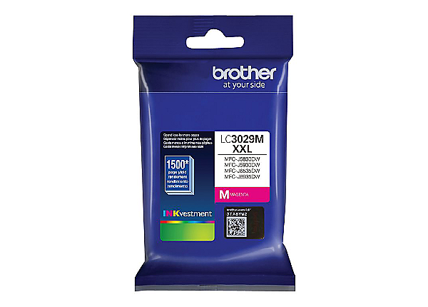 Brother LC3029M XXL - Super High Yield - magenta - original - ink cartridge