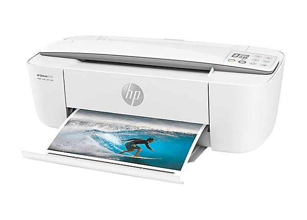 HP Deskjet 3755 All-in-One - multifunction printer - color