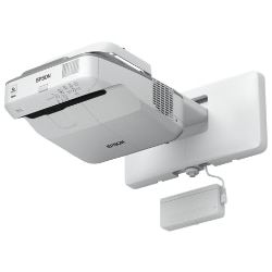 Epson BrightLink 695Wi Interactive - 3LCD projector - ultra short-throw - L
