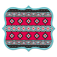 Fellowes Mouse Pad Tribal Print