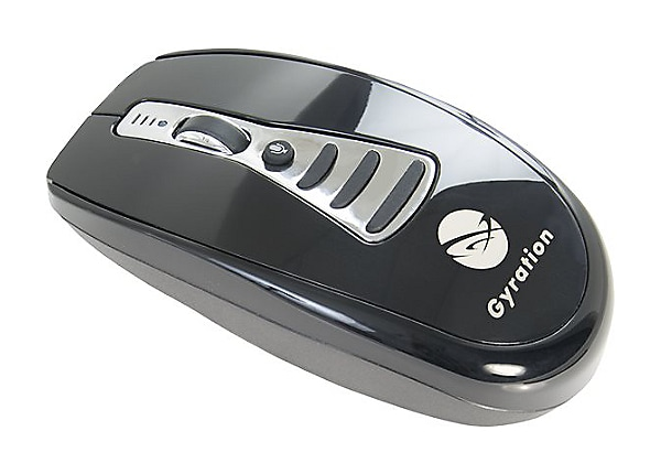 Gyration Air Mouse Voice - mouse - Bluetooth 4.0