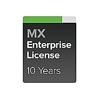 Cisco Meraki Enterprise - subscription license (10 years) + 10 Years Enterp
