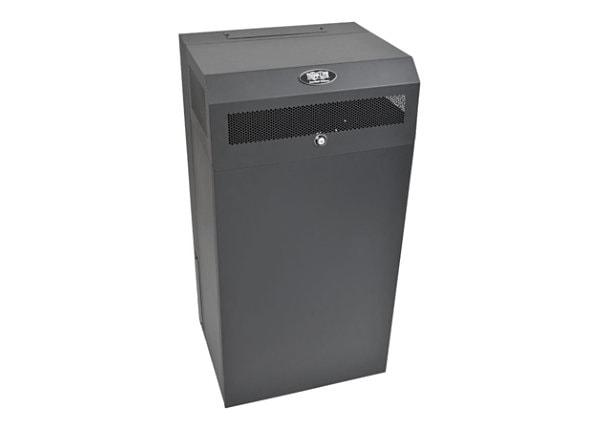 Tripp Lite 12U Wallmount Rack Enclosure Server Cabinet Low Profile Vertical