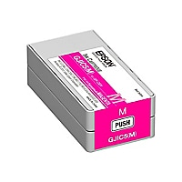 Epson GJIC5(M) - magenta - original - ink cartridge