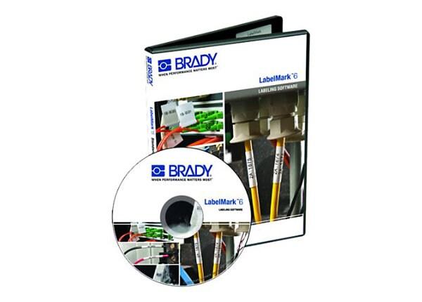 LabelMark Professional (v. 6) - box pack (upgrade) - 1 user